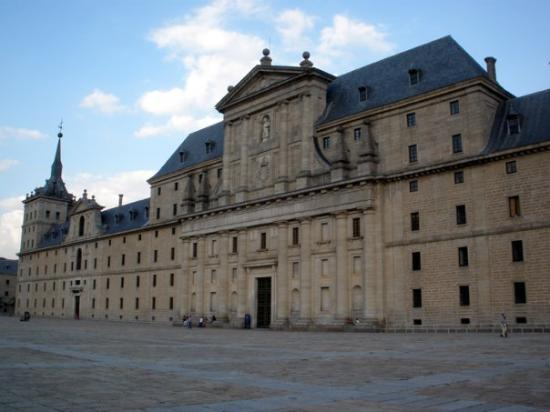 San Lorenzo de El Escorial, Spain: El Escorial