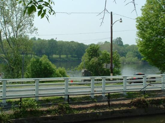 Princeton, نيو جيرسي: Washington's Crossing   From this site, General George Washington and men of the Continental A