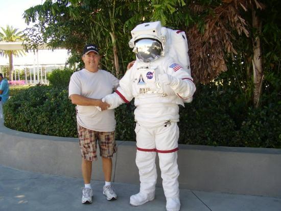 U.S. Astronaut Hall of Fame Photo