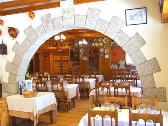 Restaurante hotel Batalla
