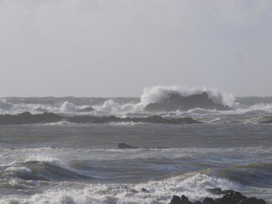 Vila do Conde, Portugal: Angry Ocean