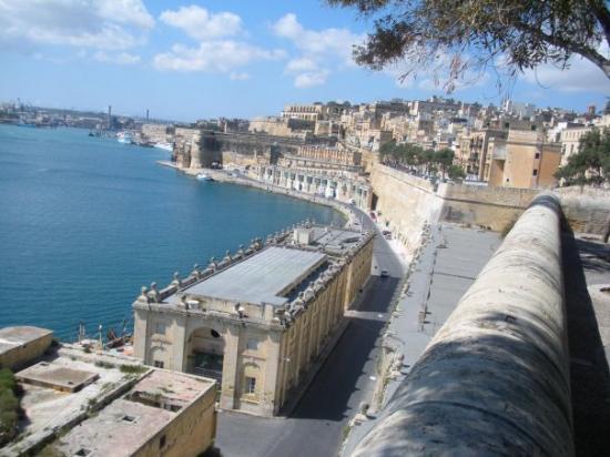 Sliema, Malta: vıew from malta experıece