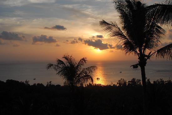 Koh Tao Star Villa: Sunset in Paradise