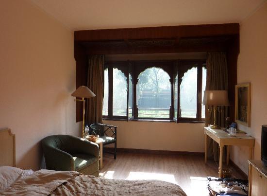 Malla Hotel: chambre 207