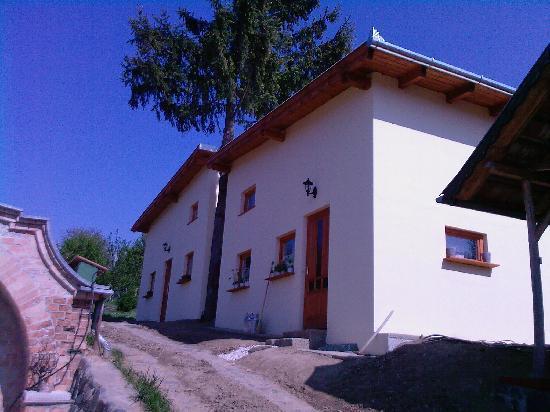 Kalandor Resort: The houses