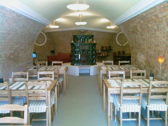 Kalandor Resort: The restaurant