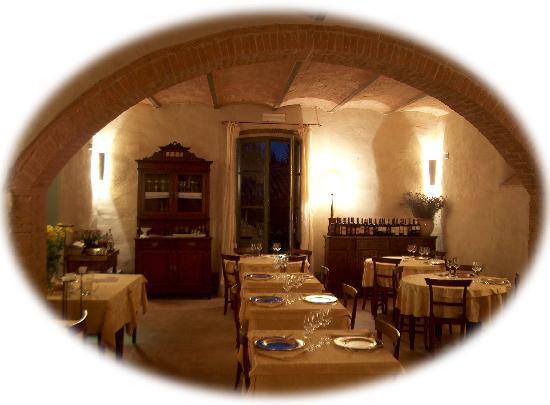 San Casciano dei Bagni, Italy: Restaurant