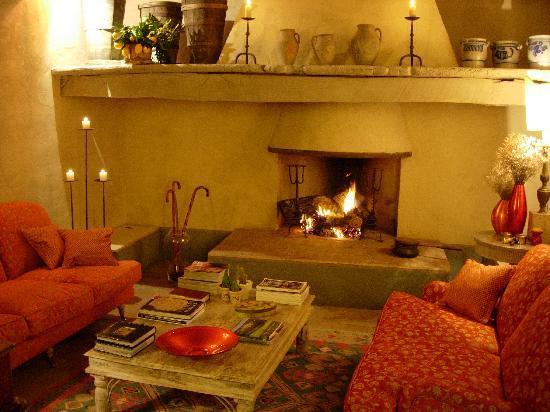 San Casciano dei Bagni, Italien: Living