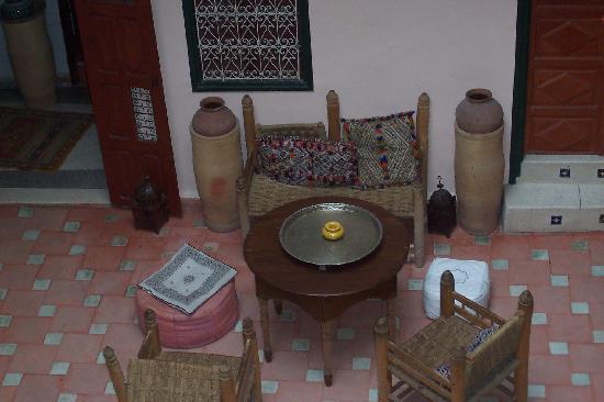 Dar Choumissa: Patio