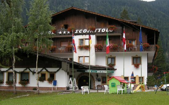 Hotel Scoiattolo: buona posizione...