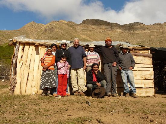 Red de turismo Comunitario Pehuenche Trekaleyin: Veranada Pehuencje