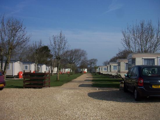 The Orchards Holiday Caravan and Camping Park: Holiday caravans