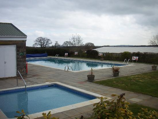 The Orchards Holiday Caravan and Camping Park: Outdoor pool