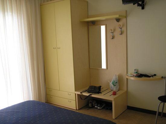 Hotel Parco: camera