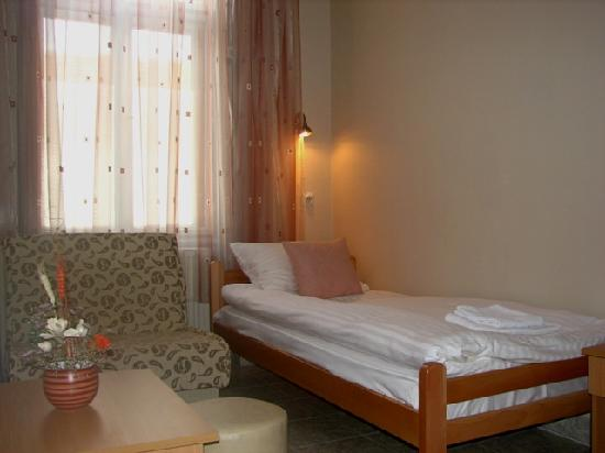 Zrenjanin, Serbie : Single bed room