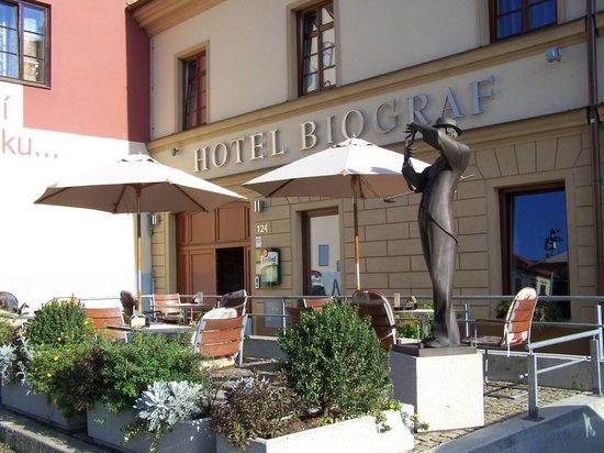 Photo of Hotel Biograf Pisek