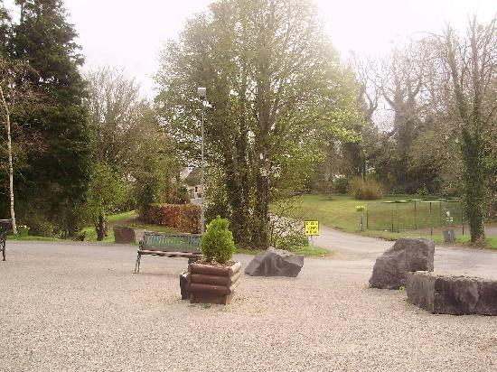 Lough Lannagh Holiday Village: Lough Lannagh entrance