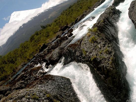 Petrohue and Osorno volcano