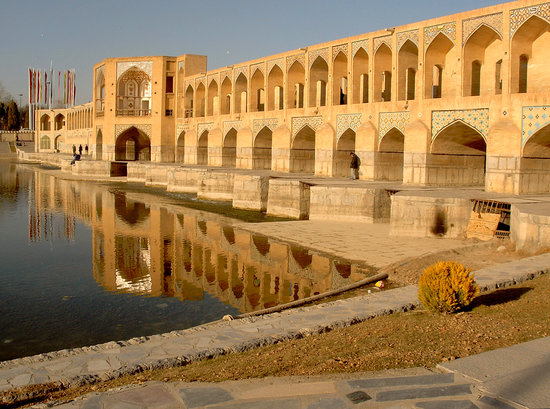 Isfahan Attracties