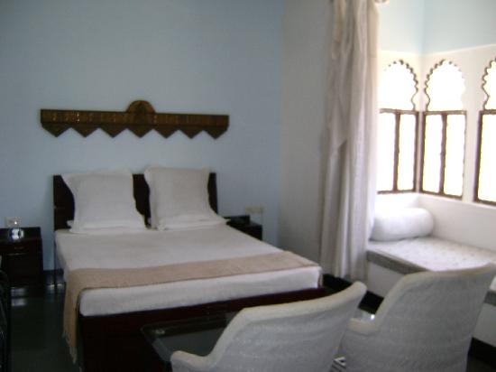 Bundi, India: Bedroom1