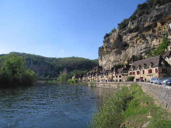Hôtel le Périgord : La Roque-Gageac