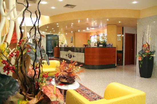 San Martino Buon Albergo, Italy: Lobby area