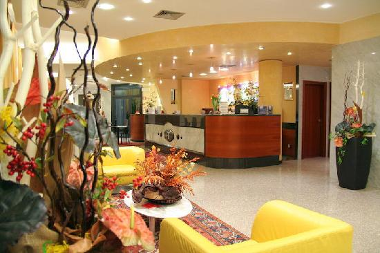 San Martino Buon Albergo, إيطاليا: Lobby area