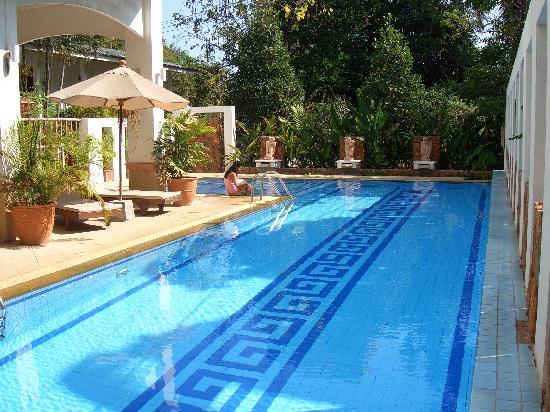 Minitel Hotel: Pool at Hua Hin Minitel