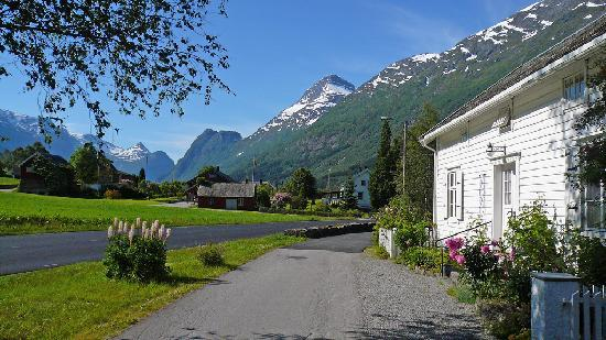 Stryn, Norwegia: Near by Olden Centre