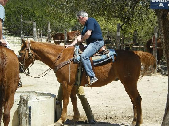 Silver Spur Guest Ranch: Ballade à cheval