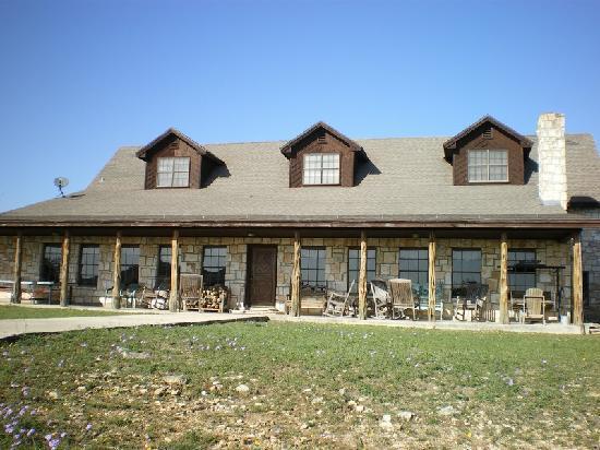 Silver Spur Ranch : ranch côté piscine