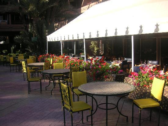 Tropicana Hotel Club Paladien: Le restaurant