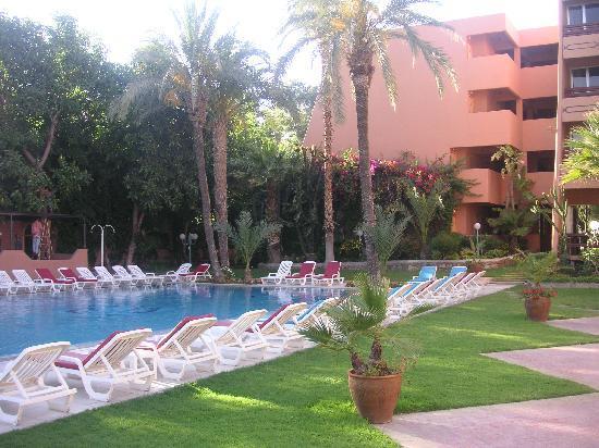 Tropicana Hotel Club Paladien: piscine