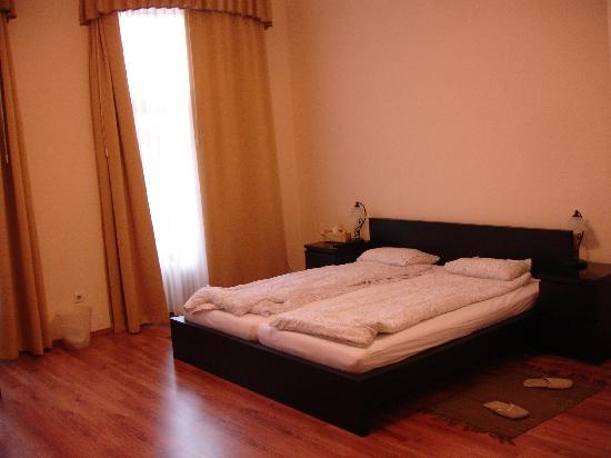 Pension Primavera: Double room