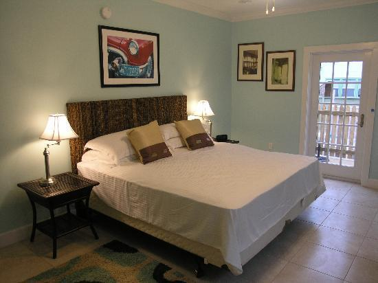 Travelers Palm Inn: One of the studios