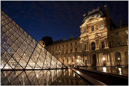 Photo Tours In Paris: Lourve Museum - this was taken on the tour