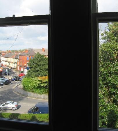 Green Park Hotel: Window/view