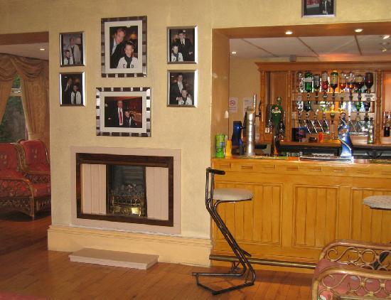Green Park Hotel: Bar