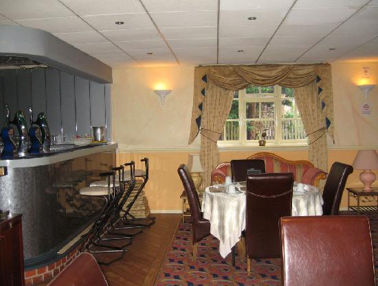 Green Park Hotel: Dining/breakfast room