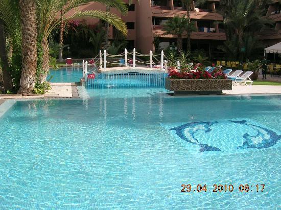Tropicana Hotel Club Paladien: pool