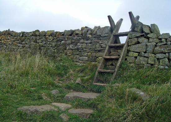 Hexham, UK: Hadrian's Wall