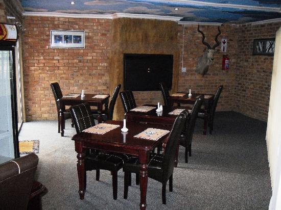 Barbara Guest Lodge: Good Dining Facilities