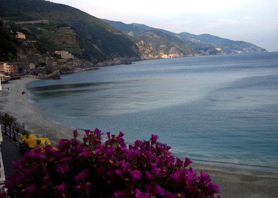 Hotel La Spiaggia : View from our room at Hotel La Spiagga
