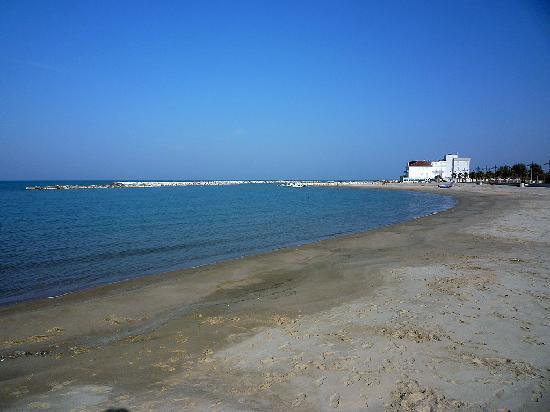 Montenero di Bisaccia, Италия: questa è una foto della spiaggia