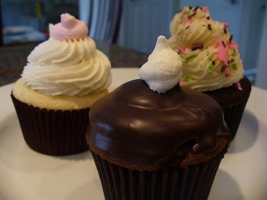The Latest Crave: Vanilla/Vanilla, Black Bottom, Jack & Jill (From top left clockwise)