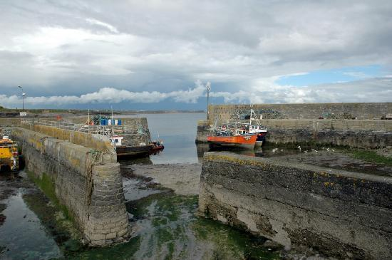 Slade Castle : Slade Harbour