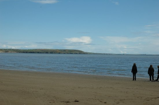 County Wexford, Irland: Duncannon Beach