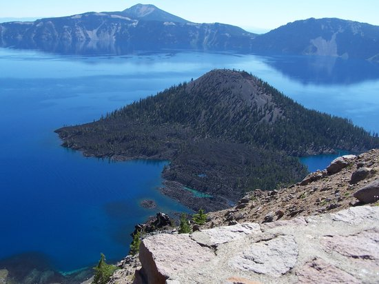 La Pine, Oregón: Crater Lake