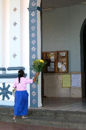 Catemaco, México: Main Church