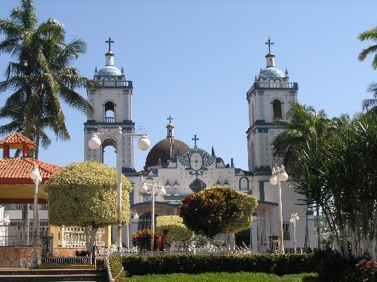 Main church Catemaco
